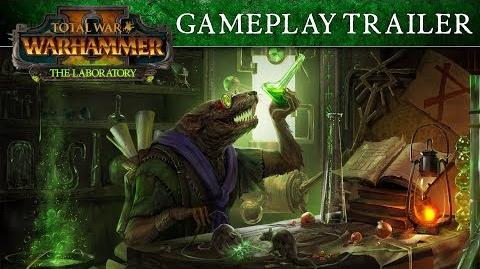 Total War WARHAMMER 2 - The Laboratory Gameplay Trailer PEGI SPA