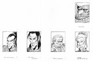 Personaje Libro Marienburgo 02 por Russ Nicholson
