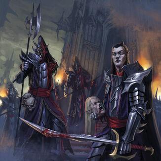 Guardia Negra de los Elfos Oscuros por Diego Gisbert Llorens.jpg