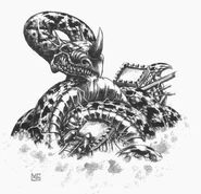 Gargantúa por Mark Gibbons Man O' War