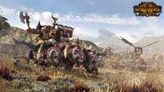 Grom el Panzudo Warhammer Total War El Guardian y el Panzudo