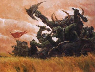 Sidharth Chaturvedi - Tambores de Guerra Guerreros Orcos.jpg