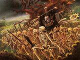 Guerreros Esqueleto (Condes Vampiro)