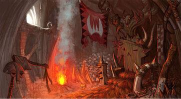 Campamento Orcos y Goblins Cuerno Ensangrentado 02.jpg