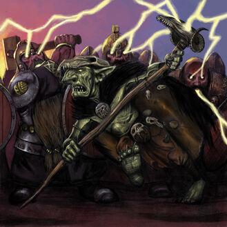 Chamán Goblin por John Wigley.jpg