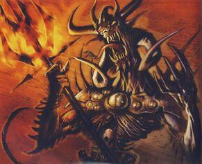 Madail, Sacerdote Oscuro Demoníaco por John Gravato príncipe demonio.jpeg