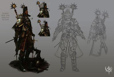 Warhammer Online Cazador de Brujas por Michael Phillippi.jpg