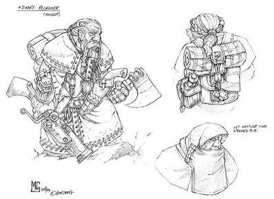 Boceto Montaraz Enano por Mark Gibbons.jpg