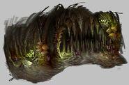 Cueva setas y hongos Goblins Nocturnos por Jonathan Kirtz Warhammer Online