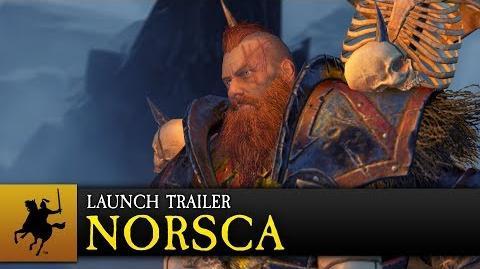 Total War WARHAMMER - Norsca - Launch Trailer
