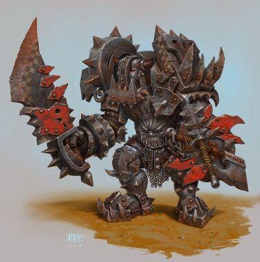 Orco Negro por Jonathan Kirtz Warhammer Online.jpg