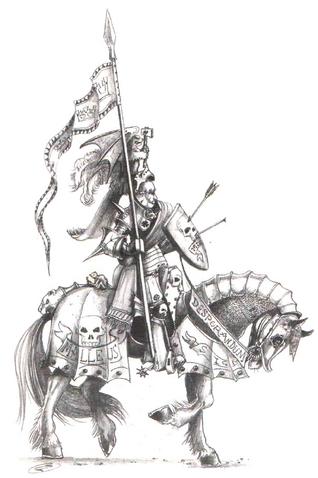 Caballero Reiksguard a Caballo por John Blanche.png