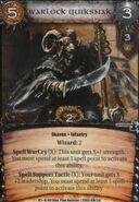 Warlock Quiksnak