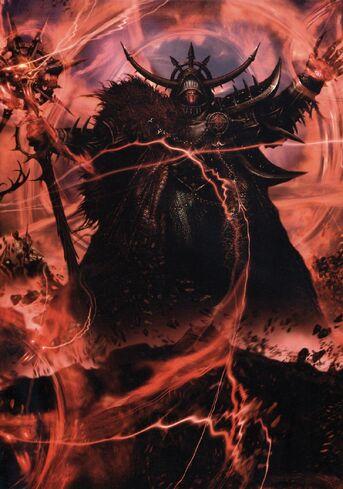 Tempestad de Eldritch por Clint Langley Hechicero del Caos.jpg