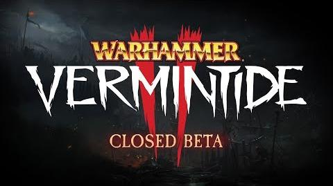 Warhammer Vermintide 2 - Closed Beta Tobii Dev Diary