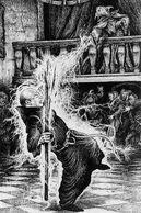 Arcangelo es derrotado por Semjaza por Martin McKenna