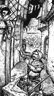 Ladrones de casas por Martin McKenna