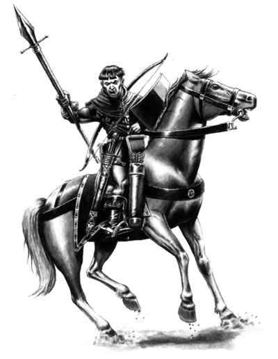Hombres de Armas a Caballo
