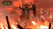 Victoria elfos oscuros malekith warhammer total war por Plamen Genov