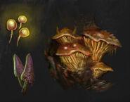Setas y hongos Goblins Nocturnos por Jonathan Kirtz Warhammer Online