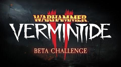 Warhammer Vermintide 2 - Closed Beta Tobii Challenge