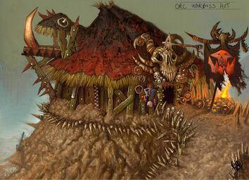 Tienda Kaudillo Orco por Jonathan Kirtz Campamento Cuerno Ensangrentado 01.jpg