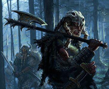 Torstein nordstrand-wolfkin skirmishers.jpg