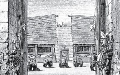 Escuela Imperial de Artillería por Tony Parker.jpg