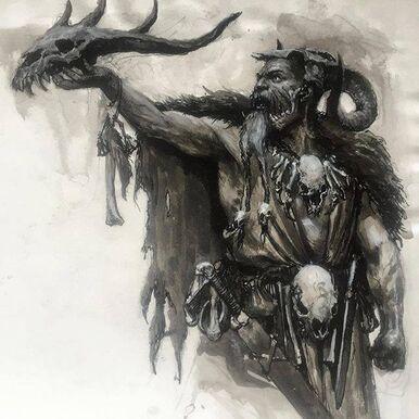 Hechicero de batalla Imperio Ámbar por Karl Kopinski.jpg
