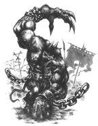 Rata Ogro por Mark Gibbons