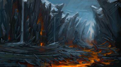 Paso del Fuego Negro arte conceptual Warhammer Total War - (2).jpg