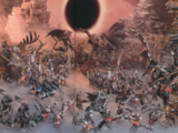 El Fin de Todas las Cosas/Batalla