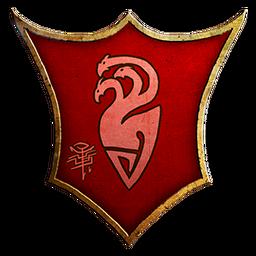 Emblema Warhammer Total War Clar Karond.png