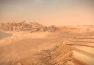 Desierto nehekhara 1 warhammer total war por Kareem Leggett.jpg