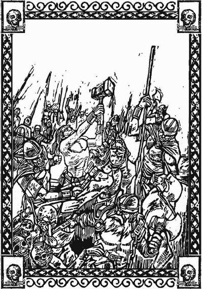 Vida de Sigmar. La Batalla del Paso del Fuego Negro.jpg