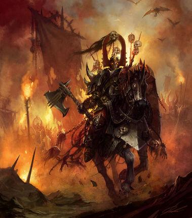 Portada Omens of War por Daarken Paladín del Caos.jpg