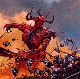 Príncipe Demonio arrasando Imperio por Adrian Smith.jpg