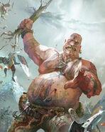 Gigante de Ryan Barger