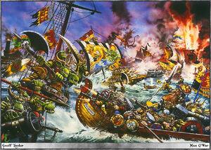 Imagen caja Man O' War Geoff Taylor