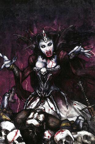 Portada La Forja de la Guerra por Attila Adorjany Vampira Lahmia.jpg