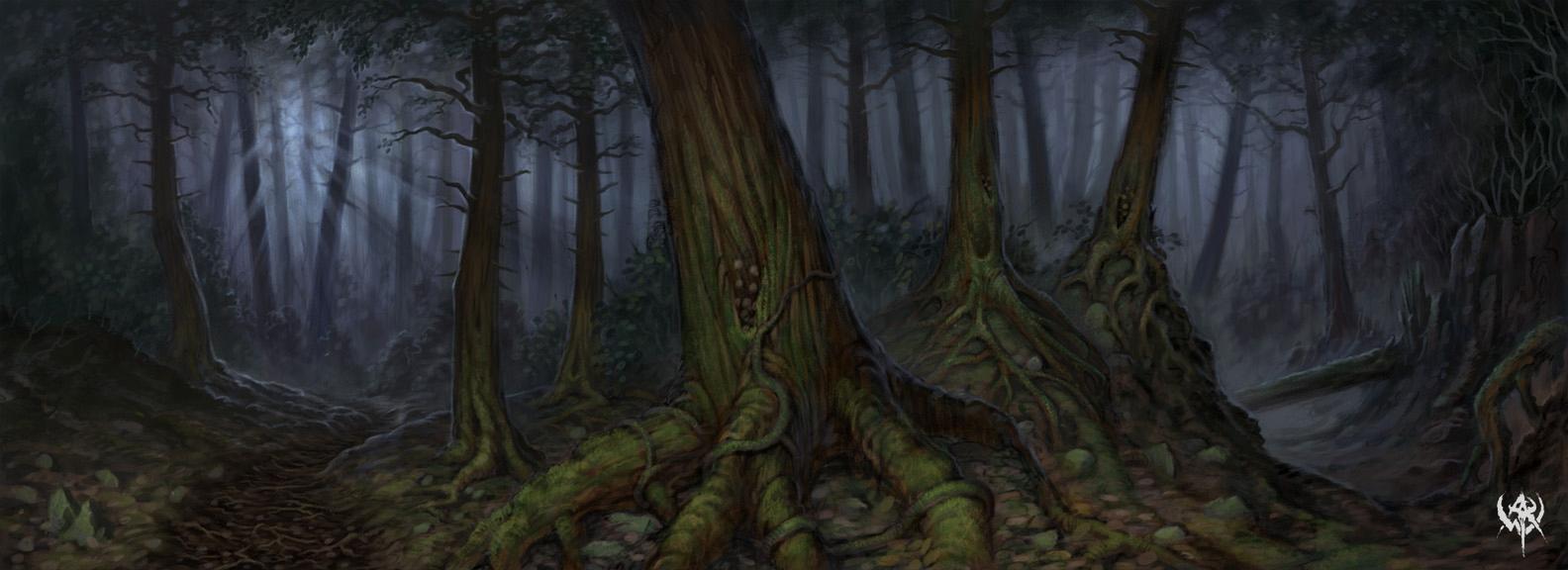Bosque de las Sombras