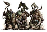 Repugnautas del Bastión de Bronce por Dave Gallagher