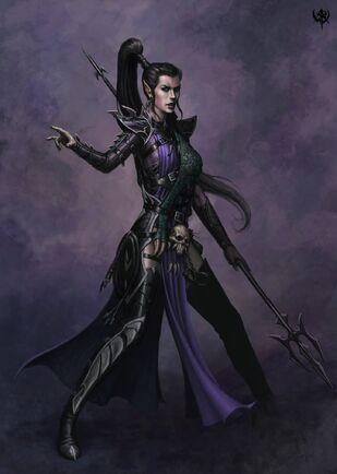 Señora de las bestias warhammer online.jpg