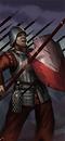 Lanceros escudo warhammer total war