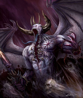 Be'lakor - El Primer Príncipe Demonio por luffie.jpg