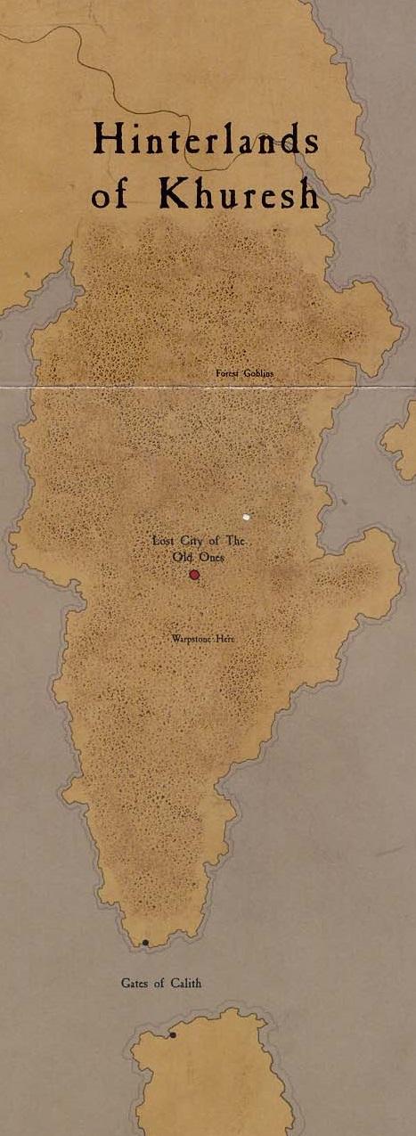 Tierras Interiores de Khuresh