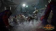 Piratas Zombi Warhammer Total War II