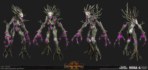 Drycha warhammer total war por Igor Golovkov