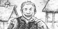 Wuder comiendo por Martin McKenna