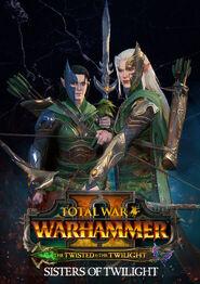 Naestra y Arahan Warhammer Total War (1)